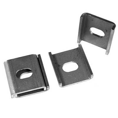 AKG Motorsport Rear Camber OR Toe Correction Brackets - weld on - BMW E30 & E36 (318ti only) - E28 - E34 - E32 - Z3