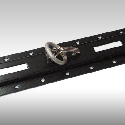"""G-FORCE Racing Gear Spring Loaded Style 2"""" E-Track Adapters"""