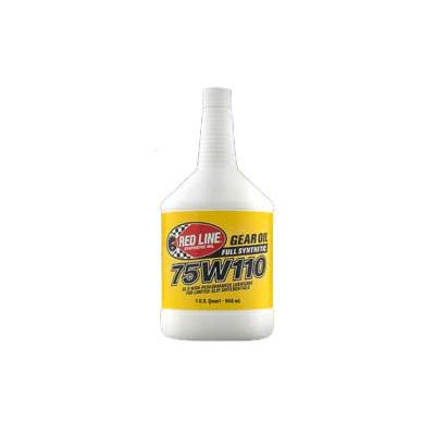 Red Line 75W110 Differential Gear Oil