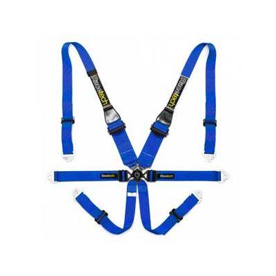 Racetech Pro 6-point GT HANS Lightweight Harness,