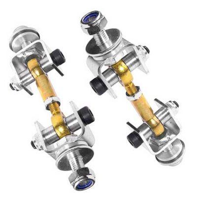 AKG Motorsport Sway Bar Stabilizer Links – Adjustable, Heavier Aftermarket Bars For BMW 2002