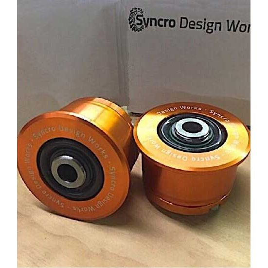 Syncro Design Works, BMW 3 Series, E36, E46 and BMW Z4, Rear Trailing Arm  Bearings (RTABs)