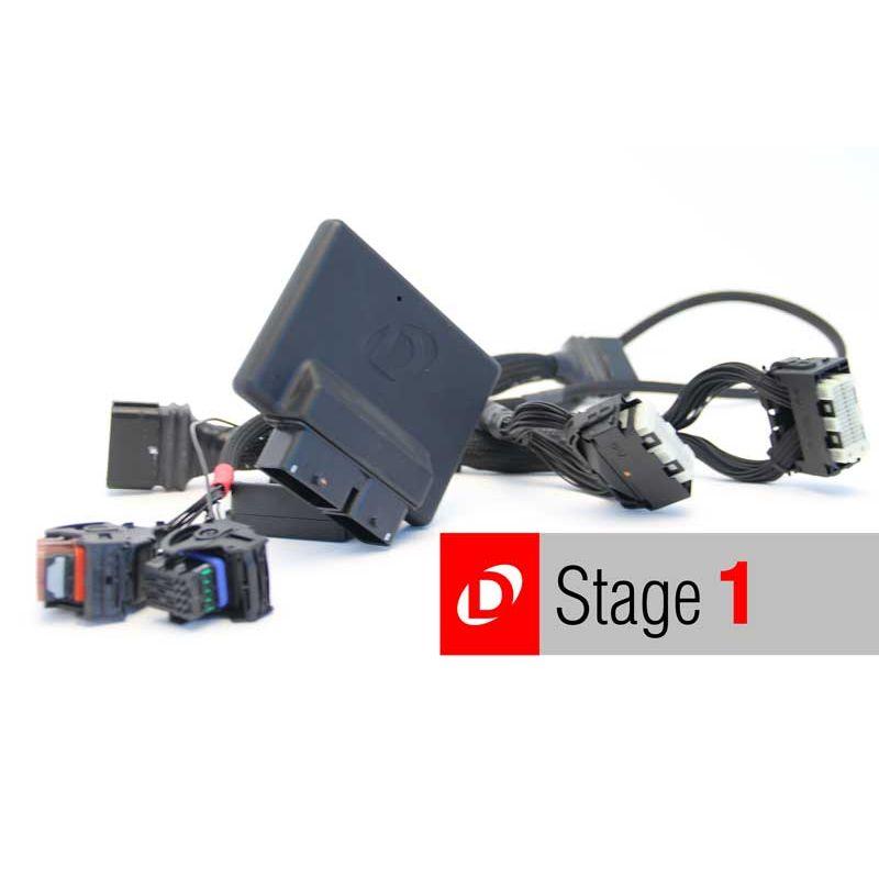 DINANTRONICS Performance Tuner Stage 1 for BMW F22 F23 228i - F30 F34 328i  - F32 F33 F36 428i (N26)